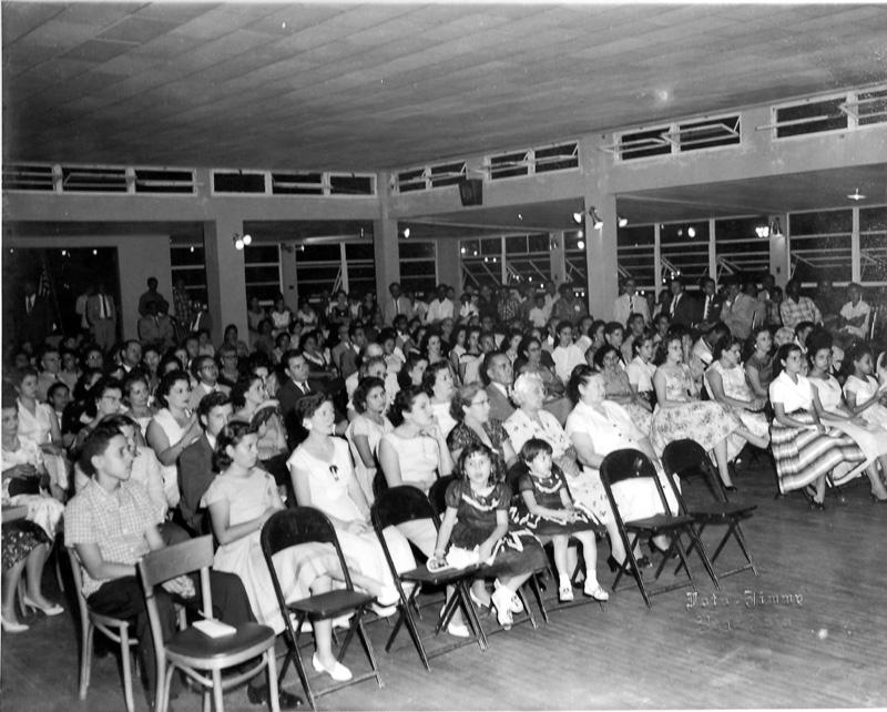 Inauguran Centro Cultural 1953 Fotografía Casino