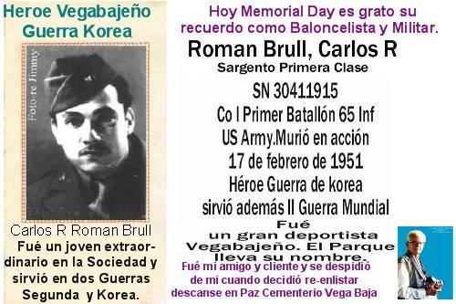 CARLOS ROMAN BRULL