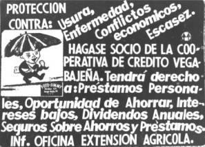 Anuncio en el Teatro América c1950