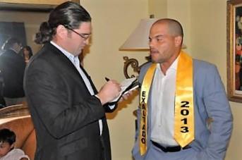 carlos-narvaez-entrevista-a-ivan-rodriguez-en-su-exaltacion