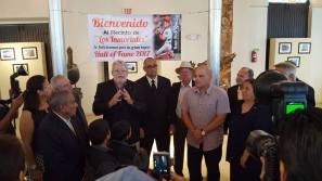Bienvenida de Jimmy Rosario al SFDVB