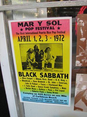CARTEL DE MAR Y SOL