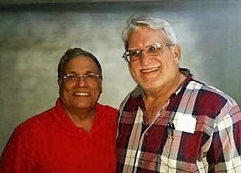 LUCIANO CANO Y JIMMY ROSARIO