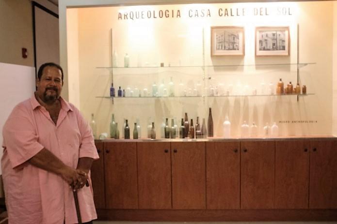 JOSE LUIS MALDONADO QUIRINDONGO CARLOS AYES EN INAUGURACION MUSEO 12 21 2017