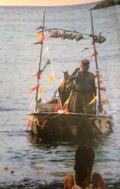 Ruta marina de la Virgen del Carmen