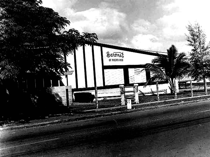 Baronet de PR 0001 1976 Foto 1 1976 Frente estructura