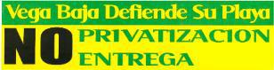 posterplaya en contra de privatizacion