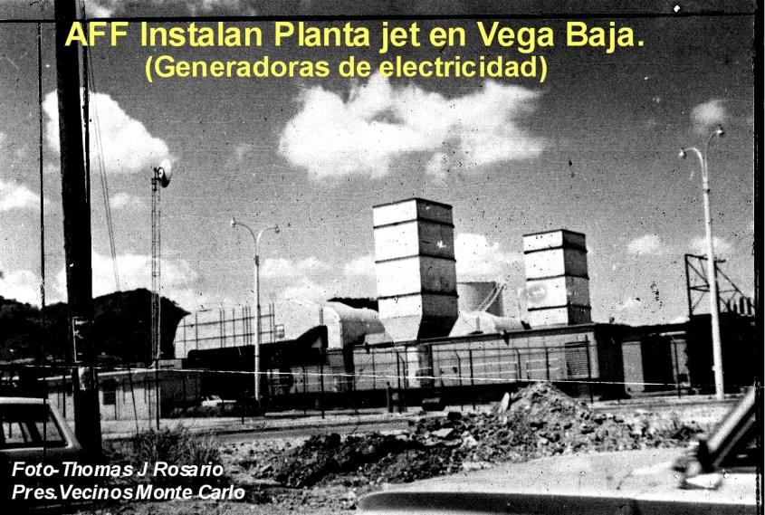 AFF 0004 Instalan Planta jet en Vega baja