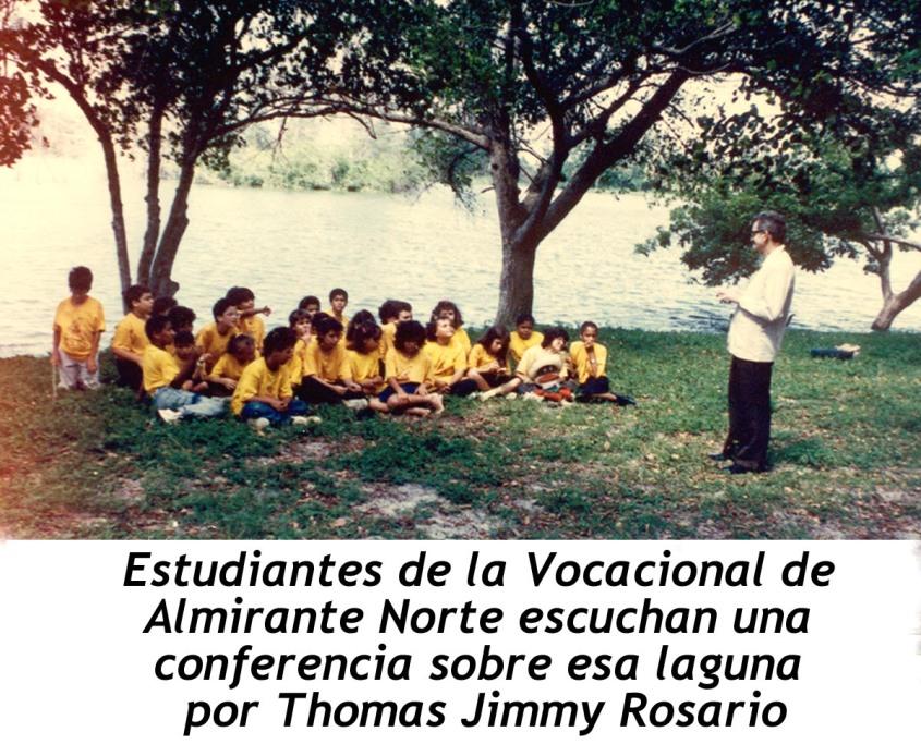 Laguna Rica Jimmy ofrece conferencia
