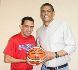 Con Raymond Dalmau