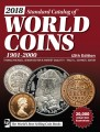WORLD COINS 2018 1901-2000
