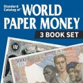 WORLD PAPER MONEY 3 SET