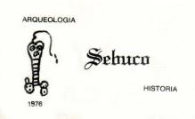 0009 Arq Tarjeta Presentación Sociedad Sebuco 1976