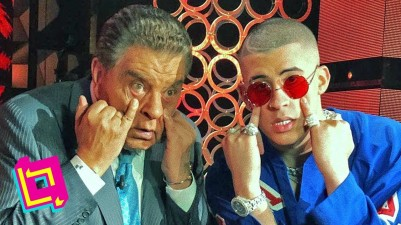 DON FRANCISCO Y BAD BUNNY