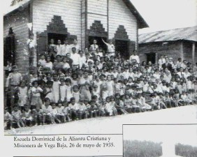 Iglesia Evangelica de VB 1935