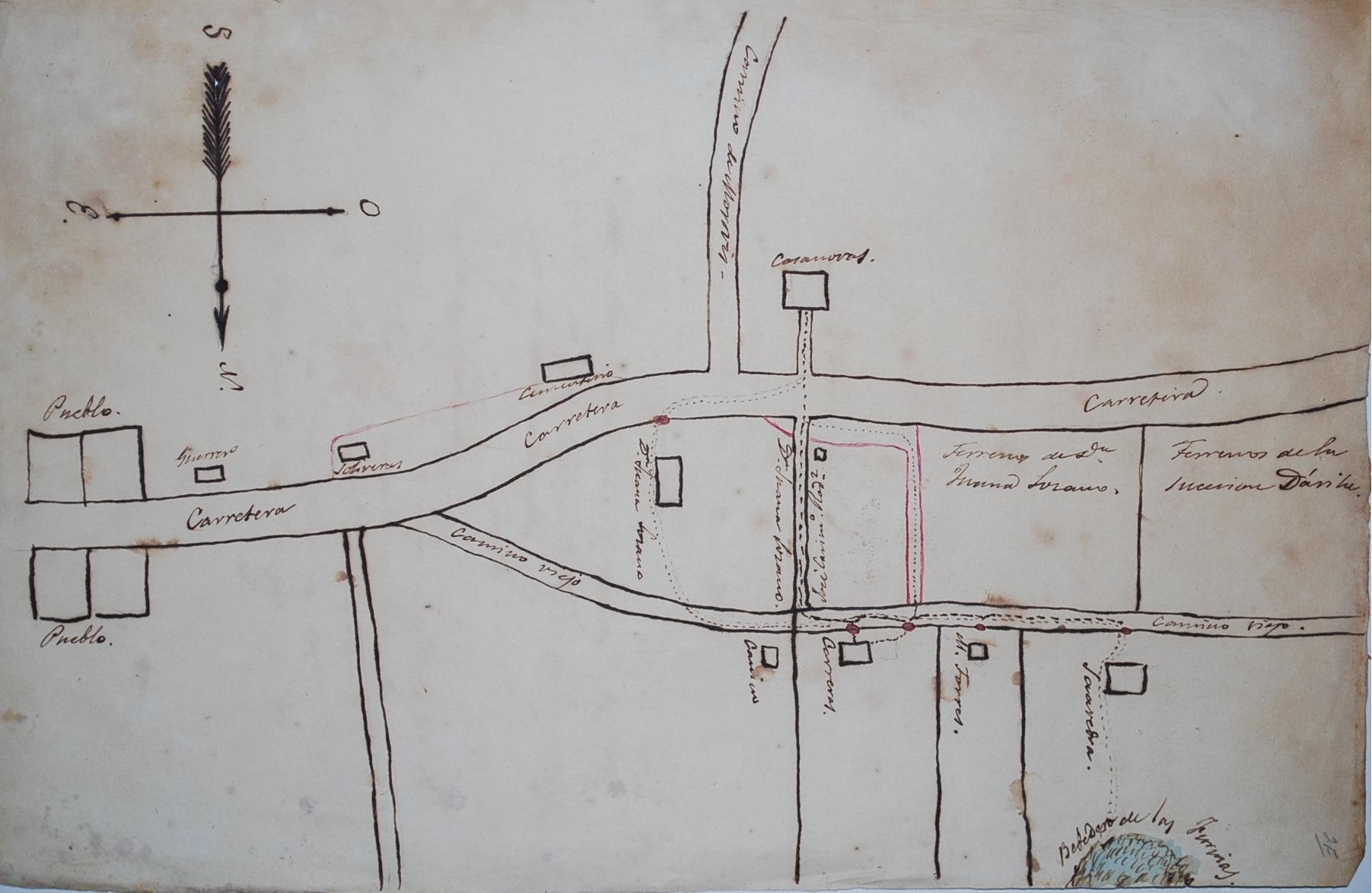 plano de Vega Baja AGPR