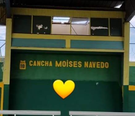 CANCHA MOISES NAVEDO
