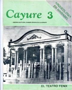 Cayures Portada III