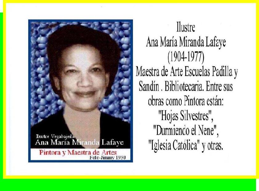 Tablero Ana Miranda Lafaye