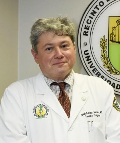 Dr. Agustín Rodríguez González