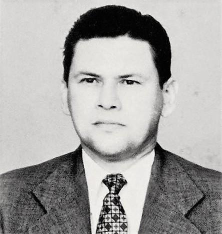 DR AGUSTIN RODRIGUEZ PEREZ (TINGO) 1961