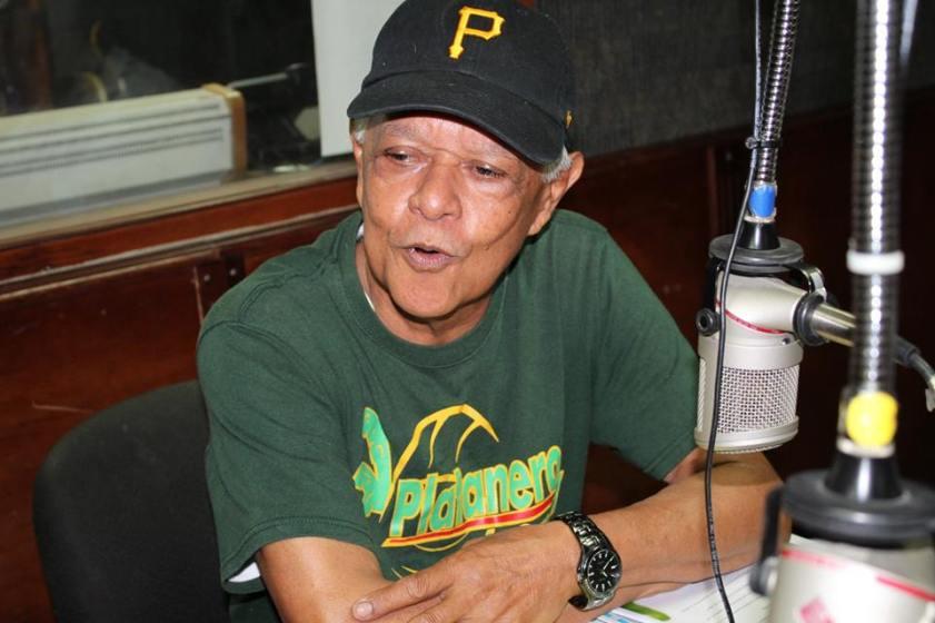"""Martín Rosado, conductor de """"Cultura Isleña"""""""