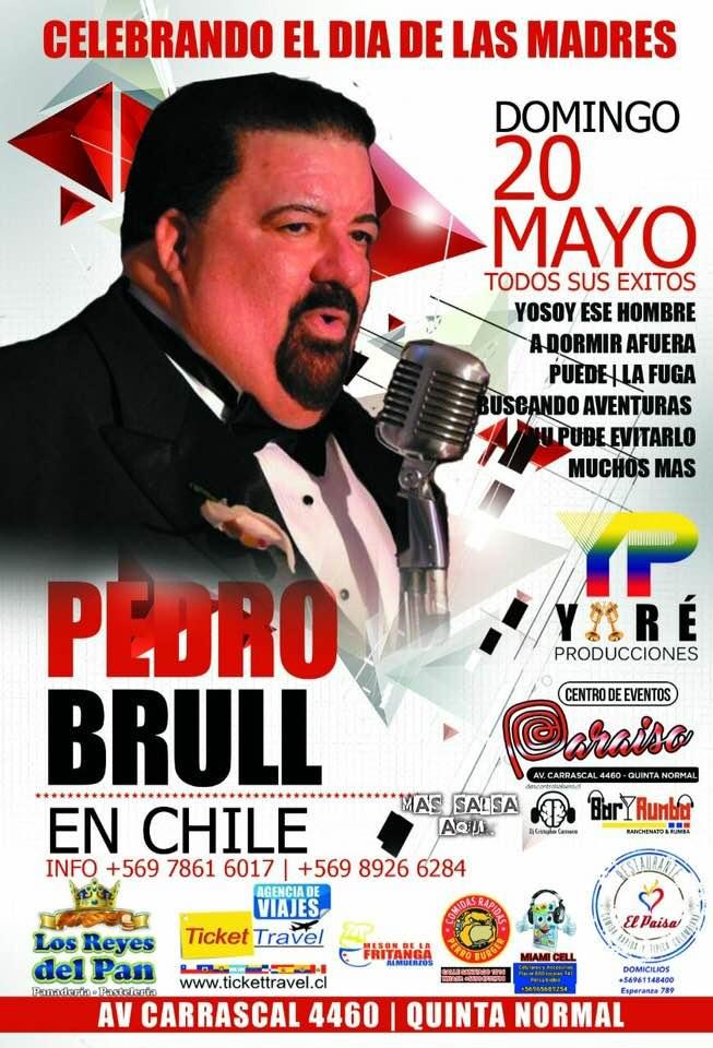PEDRO BRULL EN CHILE
