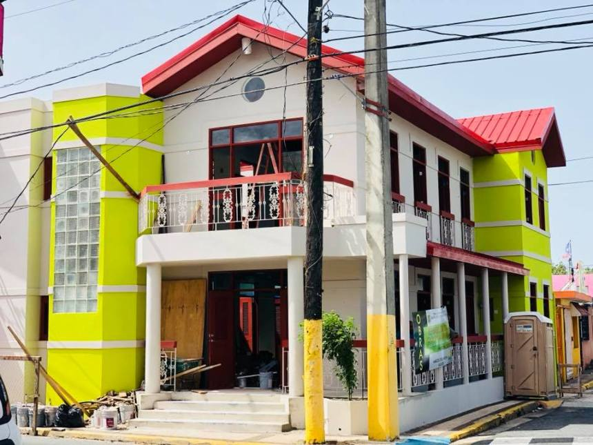 Casa de la Juventud GMVB
