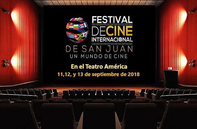 GMVB FESTIVAL DE CINE SEPT 11 A 13 SEP 2018