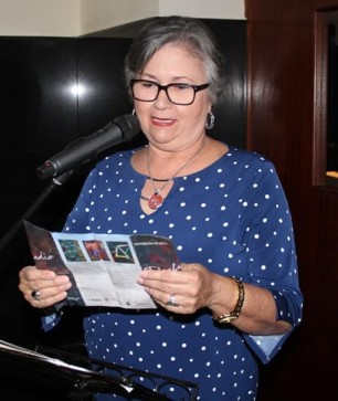 La dama Isabel Zorilla introdujo la obra de Narváez