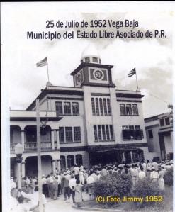Foto hist'orica ELA 1952 Banderas