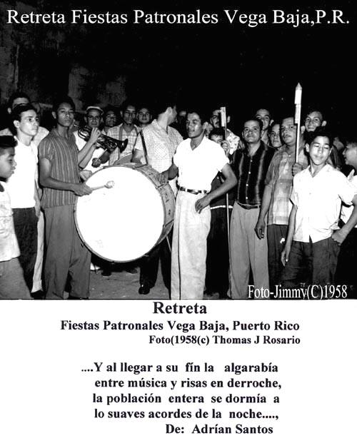 062-0 Retreta Fiestas Patronales 1957
