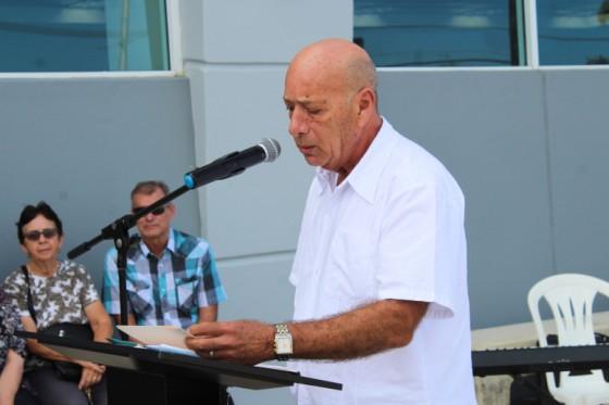 Maestro de Ceremonias Wilhelm Hernandez