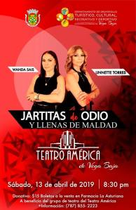 JARTITAS DE ODIO 3