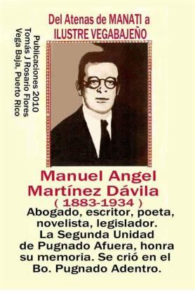 MANUEL MARTINEZ DAVILA